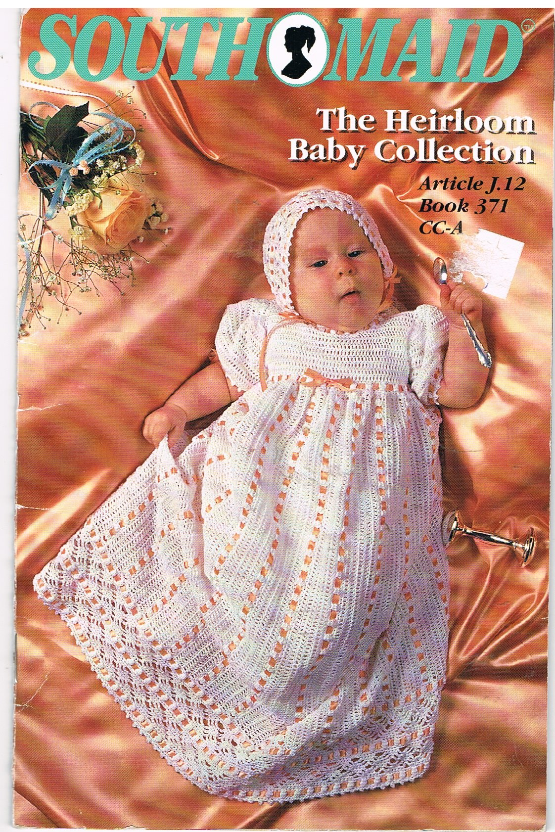 The Heirloom Baby Collection South Maid Book 371 Various