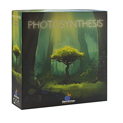 Blue Orange Games Photosynthesis Board Game - Award Winning Family or Adult Strategy Board Game for 2 to 4 Players. Recommended for Ages 8 & Up.: Toys & Games
