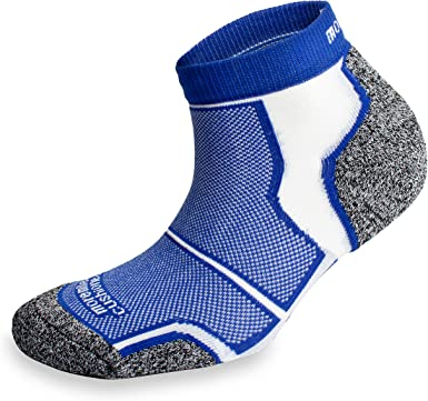 More Mile Mens 3 Pairs New York Cushioned Sports Running Sock