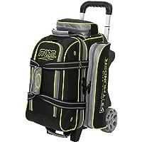 Storm Bowling Products - Bolsa para Bolos (2 Bolas), Color Negro, Gris y Verde