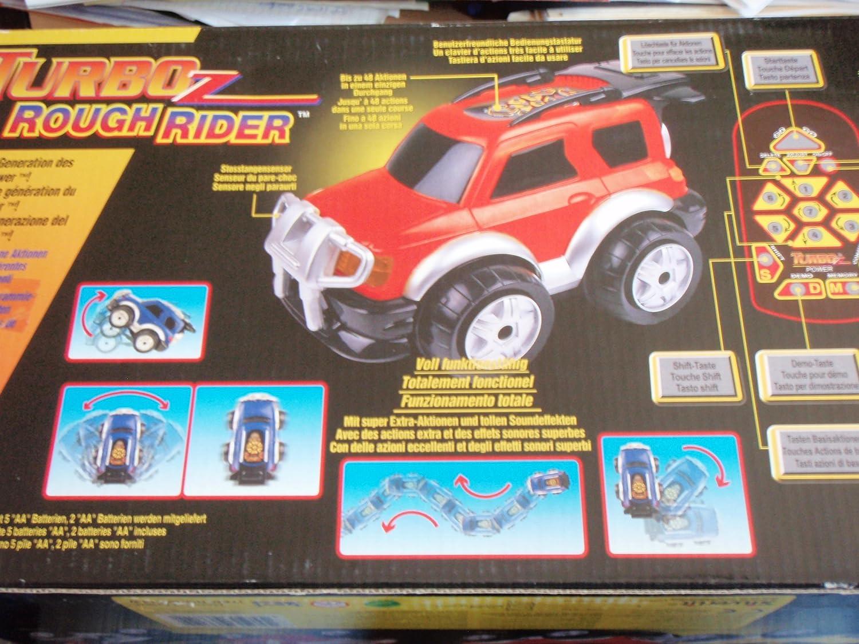 Ferngesteuertes Auto: Turboz Rough Rider Rider Rough a9ba58