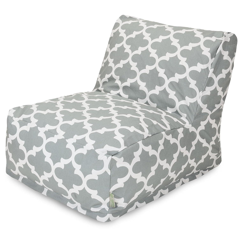 Amazon Majestic Home Goods Trellis Bean Bag Chair Lounger