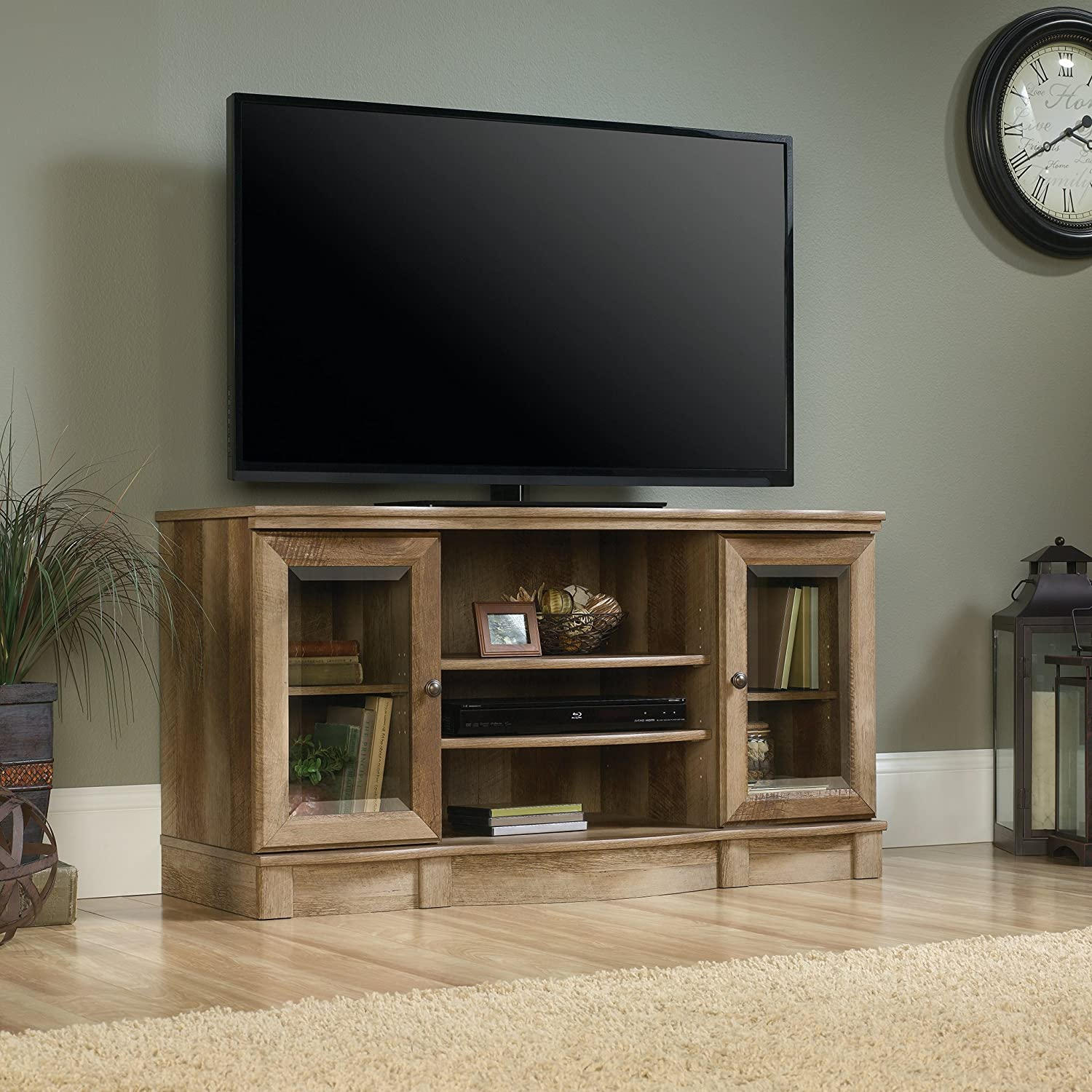 The 5 Best TV Stands In 2021: Reviews & Buying Guide 8