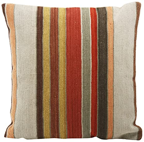 Amazon.com: zentique Kilim Pillow, surat: Home & Kitchen