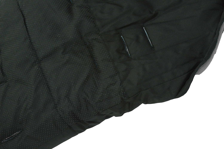color gris Deluxe/ /Saco//Cosy Toes Compatible con todos los modelos