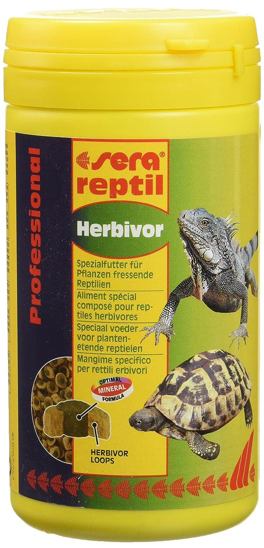 sera reptil Professional Herbivor, Pflanzen fressende Reptilien ernähren wie die Profis, 1er Pack 1812 Aquarium Fisch Fische