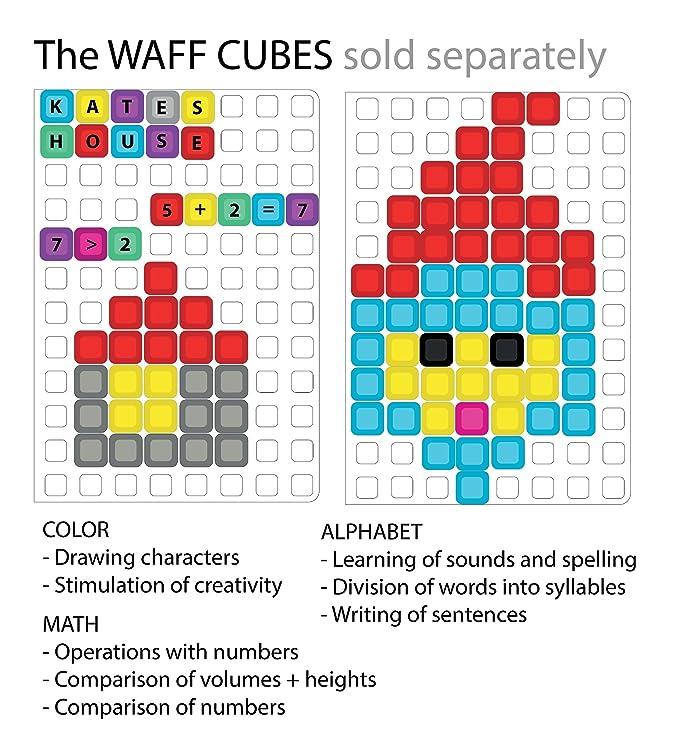 WAFF Book, Large, Blue: Amazon co uk: Toys & Games