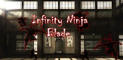 Infinity Ninja Blade