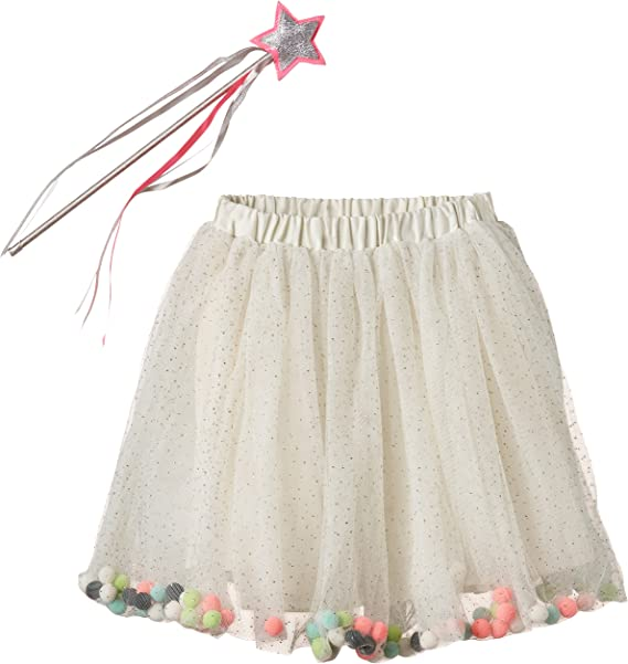 Billieblush TUTU - Falda para niñas, color multicolor (marfil ...