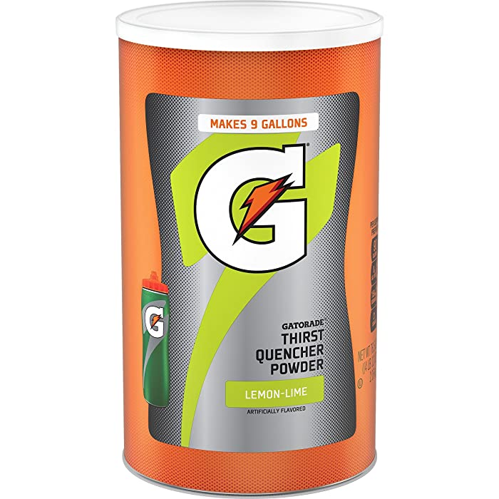 Gatorade Thirst Quencher Powder, Lemon Lime, 76.5 Ounce,Pack of 1