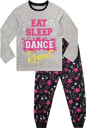 Harry Bear Pijamas para Niñas Baile