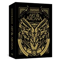 Dungeons and Dragons Art and Arcana (Special Edition, Boxed Book & Ephemera Set): A Visual History