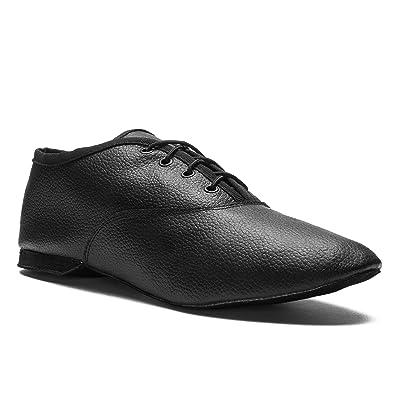 1261 Femmes Jazz Gymnastique Danse Fitness Sport Chaussures cuir