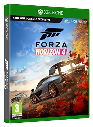 Forza Horizon 4 - Standard Edition (Xbox One): Amazon co uk