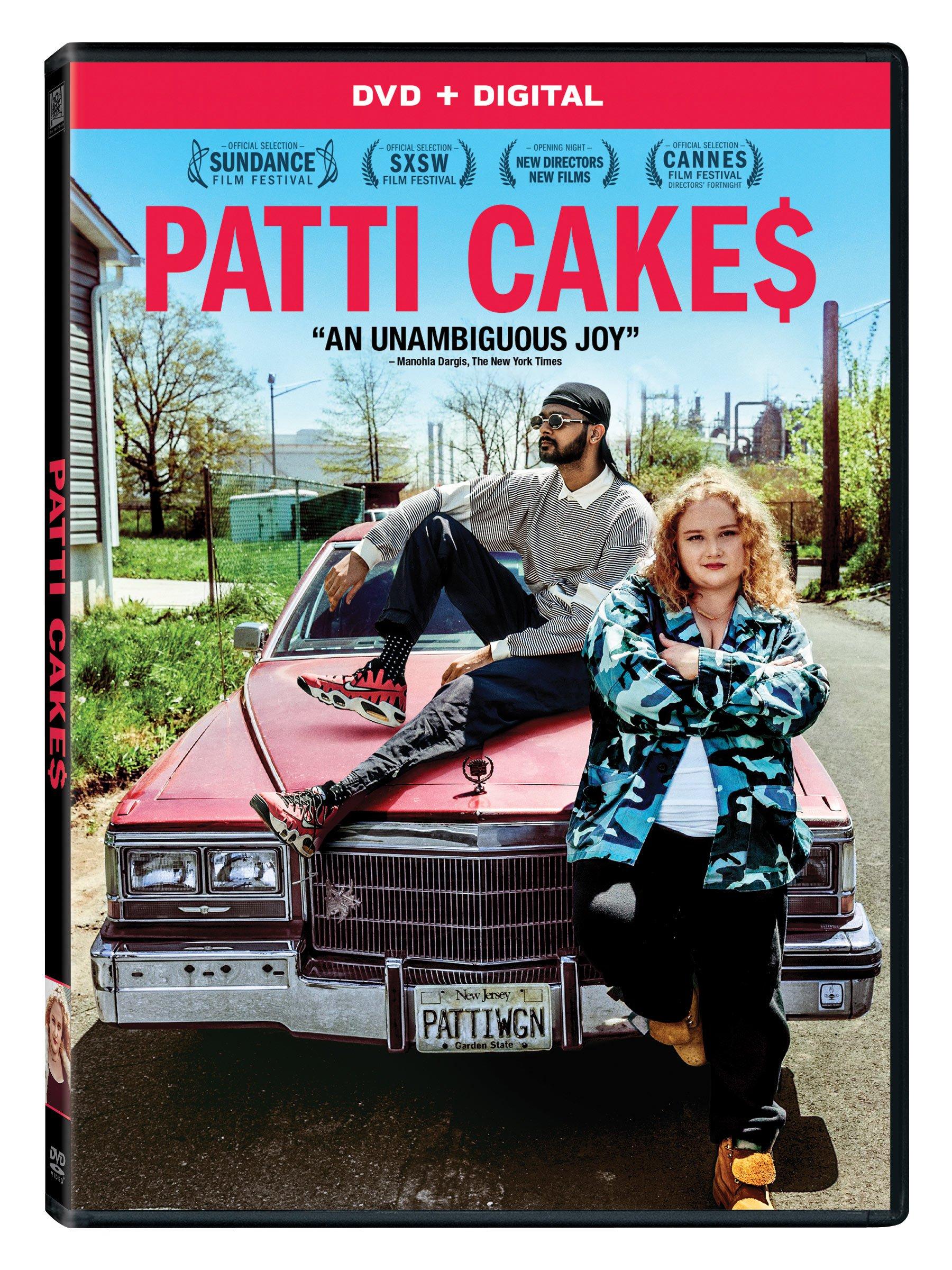 DVD : Patti Cake$ (Digitally Mastered in HD)