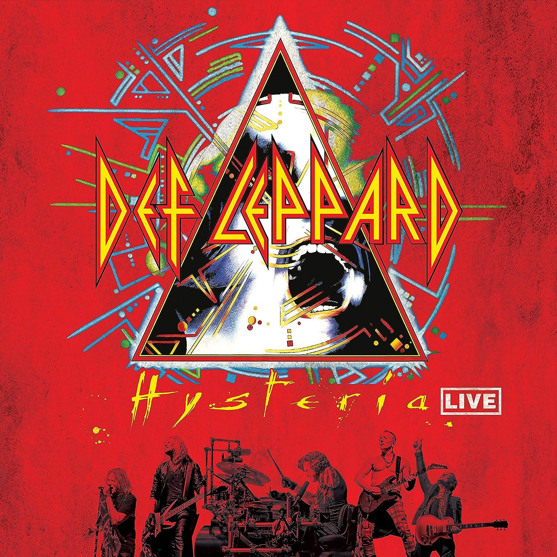 Hysteria Live : Def Leppard: Amazon.es: Música