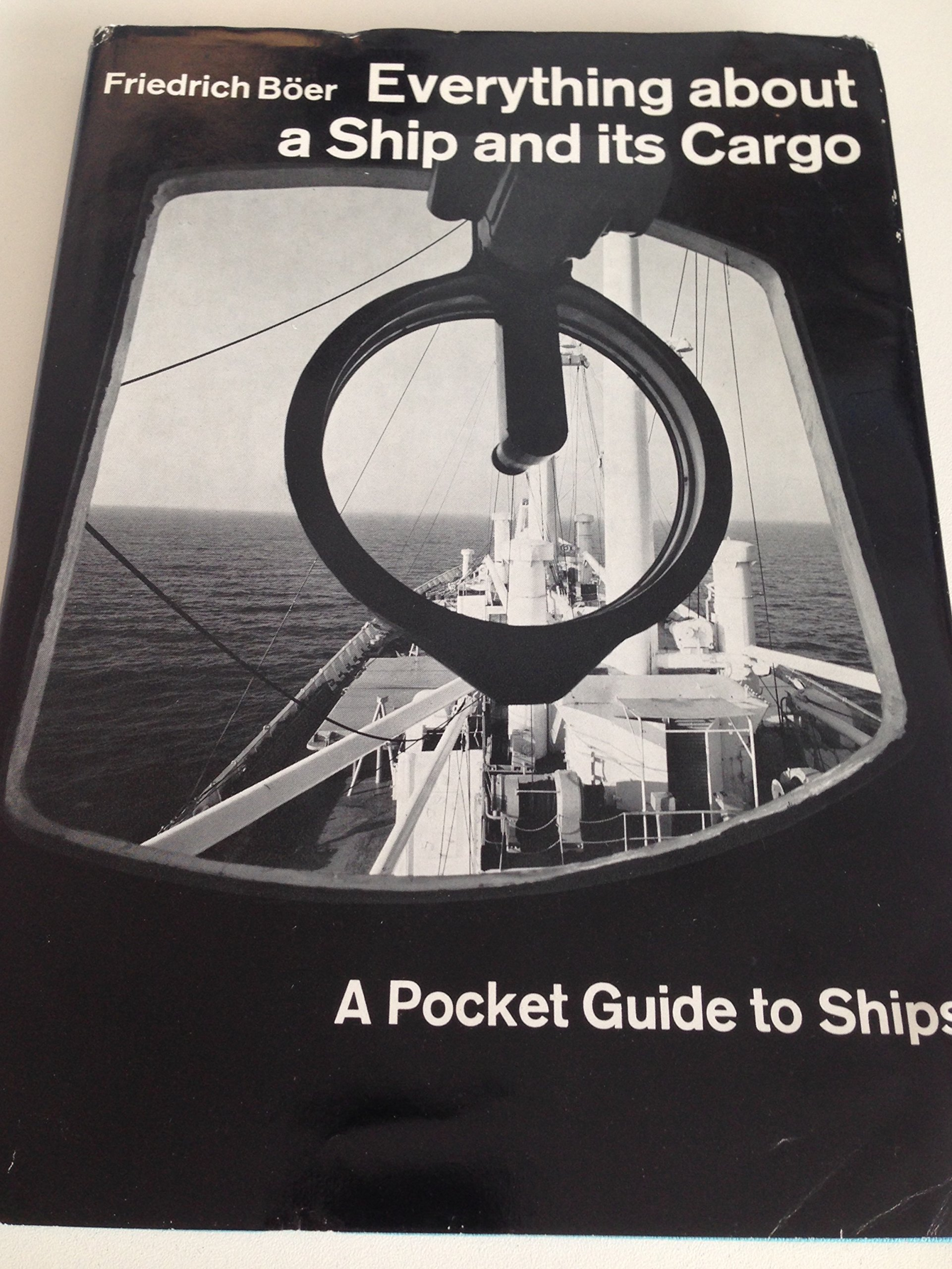 Everything About a Ship and Its Cargo: Friedrich Boer