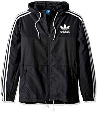 Buy cheap adidas windbreaker jacket >Up to OFF77% Discounts