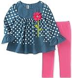 Amazon Price History for:Kids Headquarters Girls' Tunic Legging Set