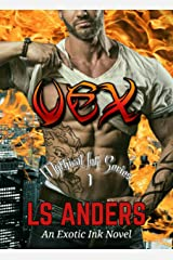 Vex: Mythical Ink Series 1: A Demon Romance Kindle Edition