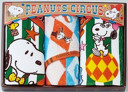 Nishikawa vida SP1450 Snoopy toalla de cara (dos lavar un par 2276 – 82374