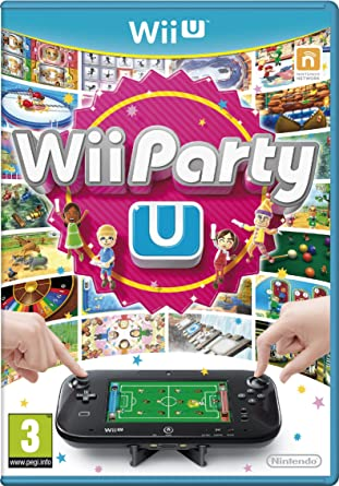 Wii Party U Importacion Francesa Amazon Es Videojuegos