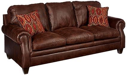 Simmons Upholstery 8069 03 Shiloh Sable Shiloh Sofa