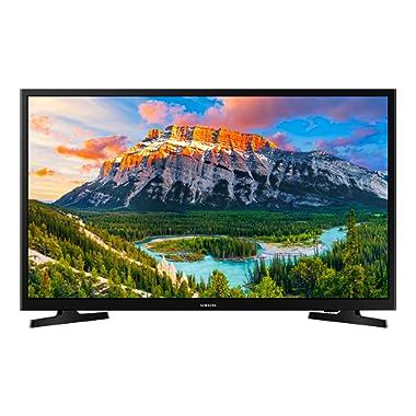 Samsung Electronics UN32N5300AFXZA 32  1080p Smart LED TV (2018), Black