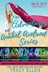 Box Set: The Adventures of Anabel Axelrod (Volumes 1-5,  eBook Collection)