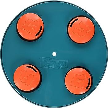 Amazon.com : Outward Hound Treat Wheel Interactive Doy Toy