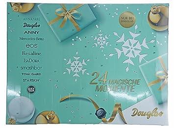 Weihnachtskalender Bei Douglas.Douglas Luxus Adventskalender Parfüm Und Kosmetikgeschenke Für Damen