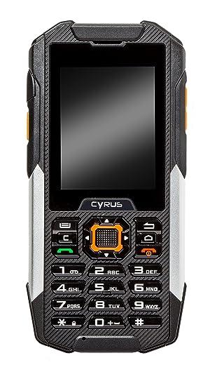 829765461fae Cyrus CYR10031 6,1 cm (2,4) Smartphone Outdorr Hybrid CM16 (5MP ...