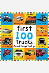 Big Board First 100 Trucks and Things That Go (English Edition) Edición Kindle