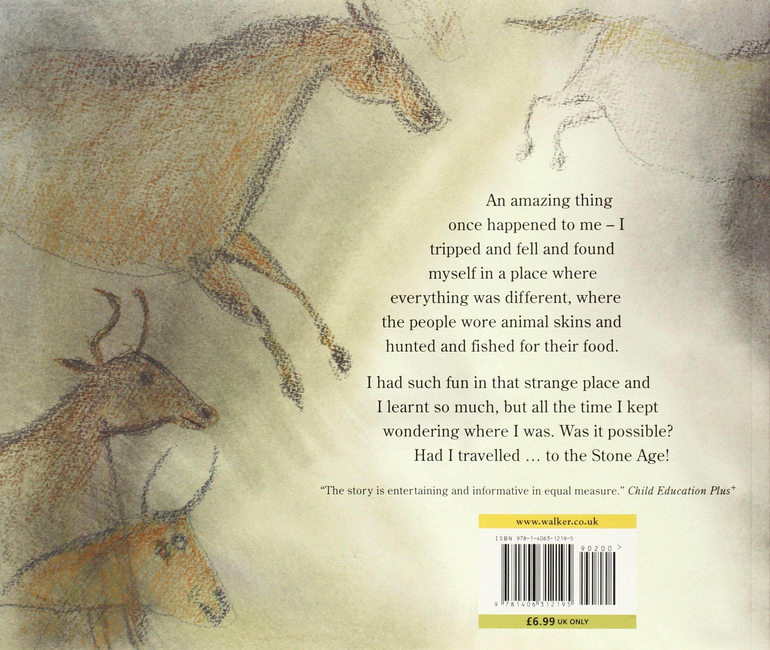 Stone Age Boy: Amazon.co.uk: Satoshi Kitamura: 0787721953272: Books