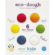 eco-kids Dough, 6 Piece