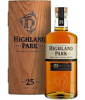 234c69b8b0b Highland Park 30 Year Old Malt Scotch Whisky in a Wooden Box 70 cl ...