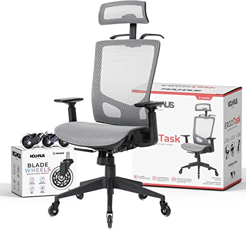 NOUHAUS ErgoTASK Office Desk Chair