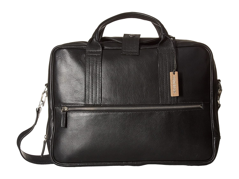 [スカリー] Scully レディース Hidesign Garth Laptop Workbag ブリーフケース [並行輸入品] B01MYPEOQZ ブラック