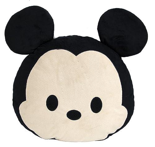 Disney Tsum Tsum Mickey Face Pillow