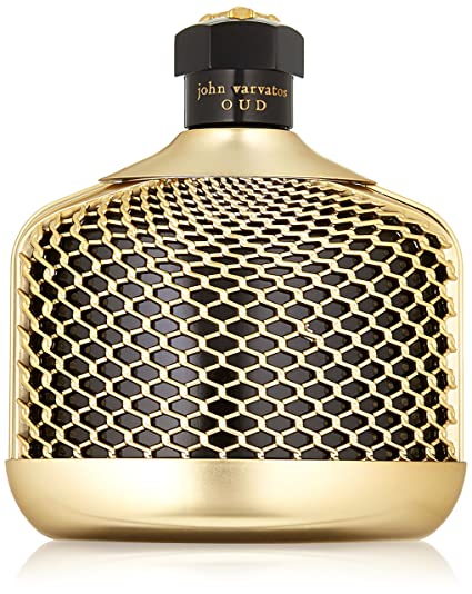 John Varvatos Oud Eau de Parfum Spray, 4.2 fl. oz. Eau de Parfum at amazon