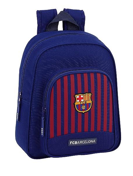 FC Barcelona Mochila pequeña niño Adaptable Carro.