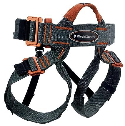 Amazon.com : Black Diamond Vario Sd Harness, Grey : Climbing ...
