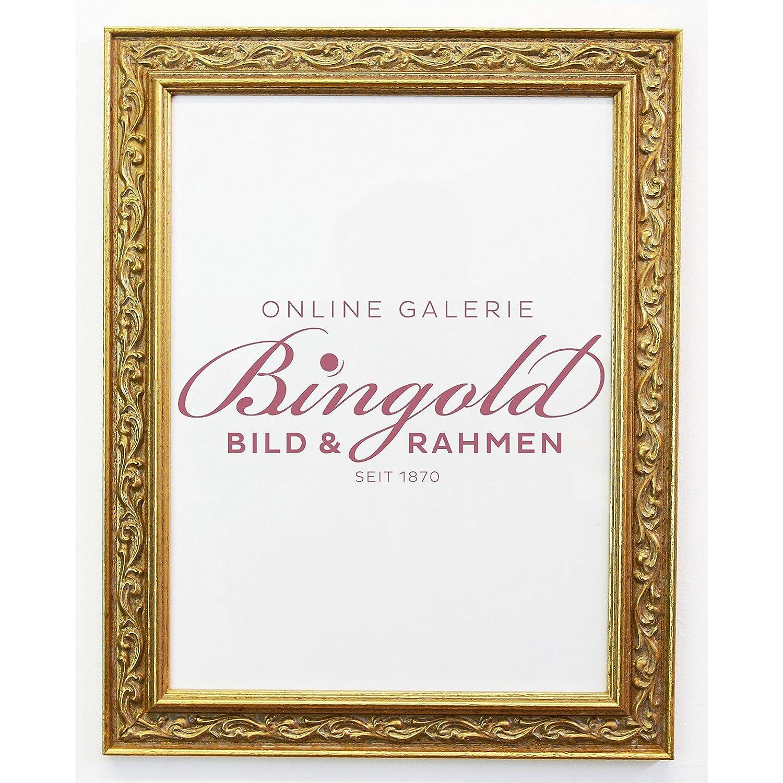Bilderrahmen VERONA 558P Oro Gold 4.4, Empty Frame Without Glass ...
