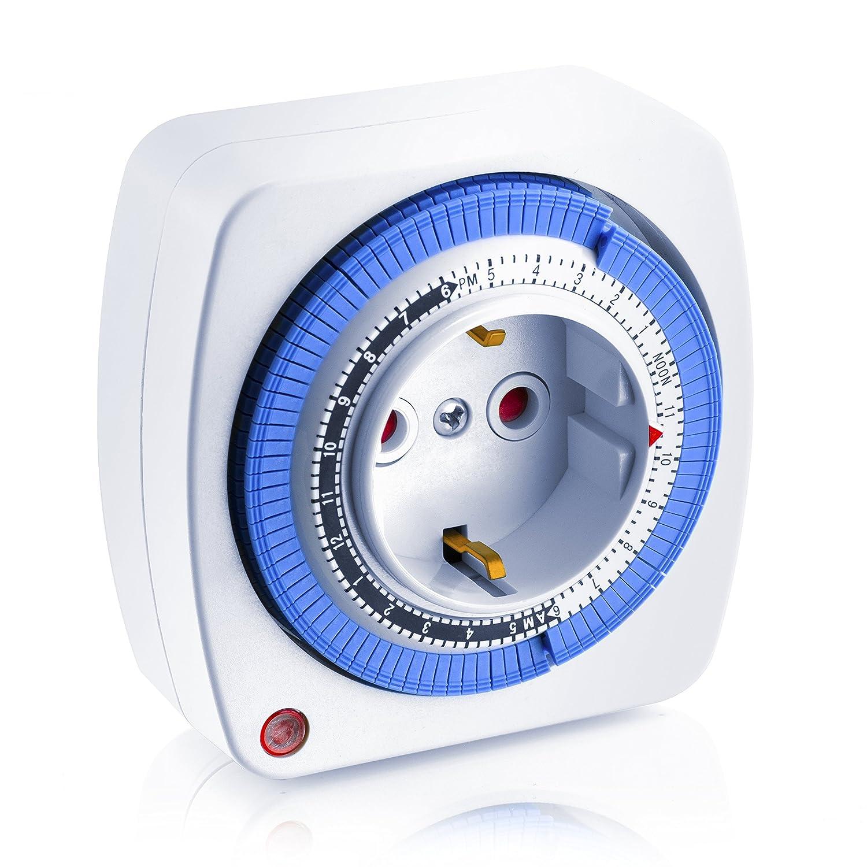 91Ut%2BRTyXyL._SL1500_ Wunderbar Wie Funktioniert Eine Mechanische Zeitschaltuhr Dekorationen