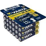 Varta Longlife Batterie AAA Micro Alkaline Batterien LR03 - 24er Pack (Design/Produktname kann abweichen)