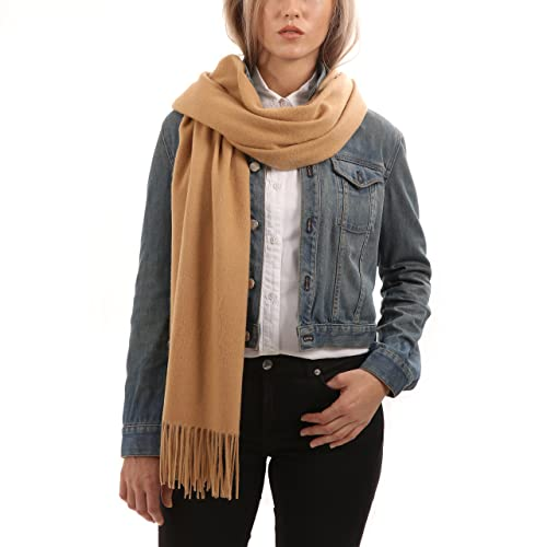 Cashmere Scarf - Gift Wrapped ...