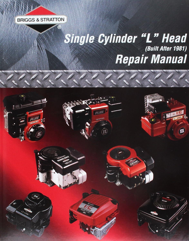 Briggs and Stratton 270962 - Manual de reparación