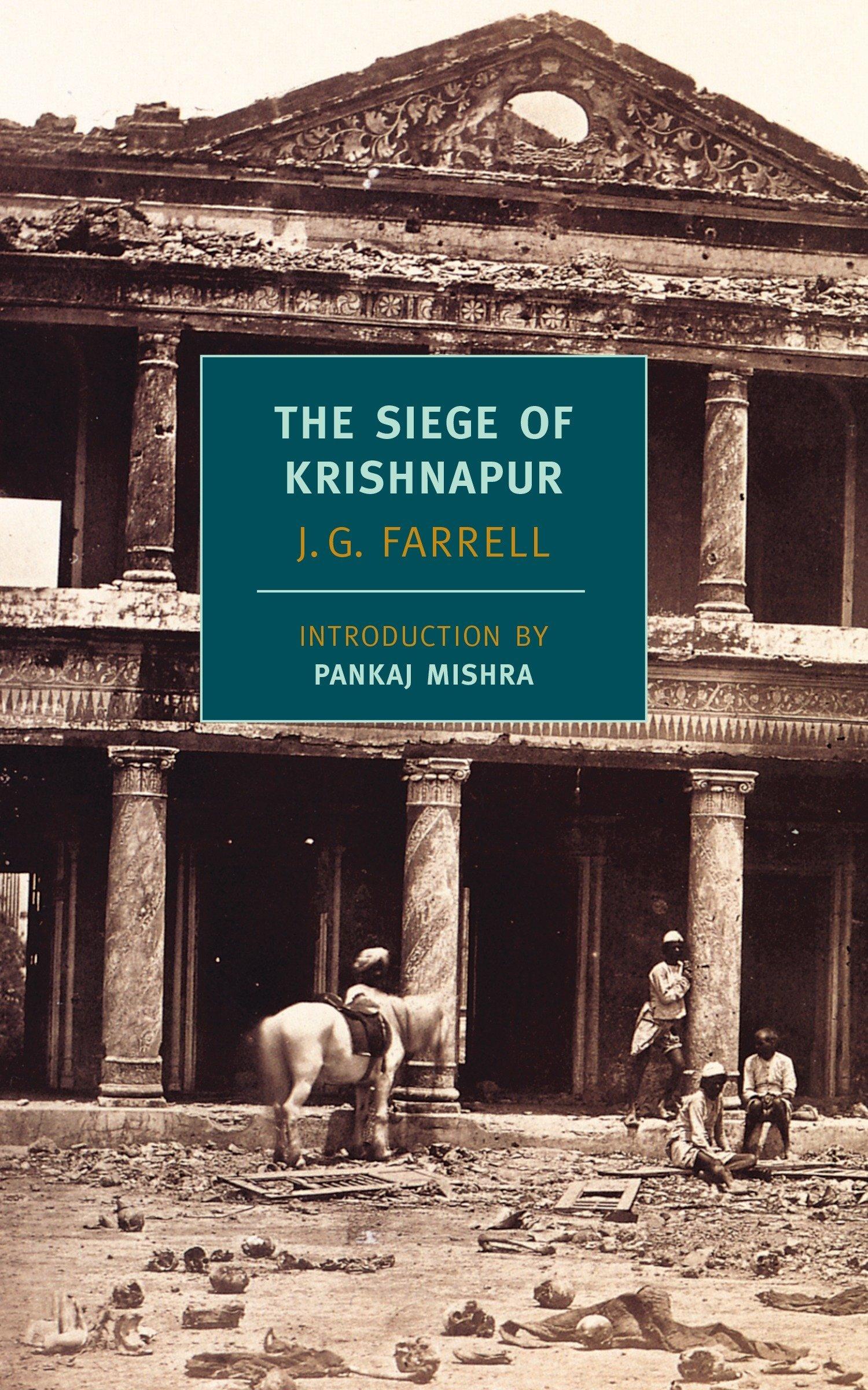 Amazon.com: The Siege of Krishnapur (Empire Trilogy ...