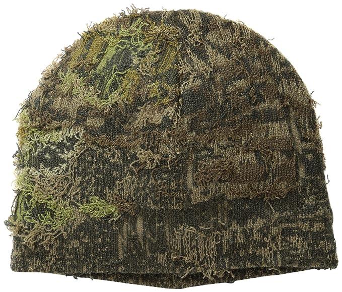 a93e2b9b666 Amazon.com  Quietwear Men s Fleece Lined Grassy Beanie