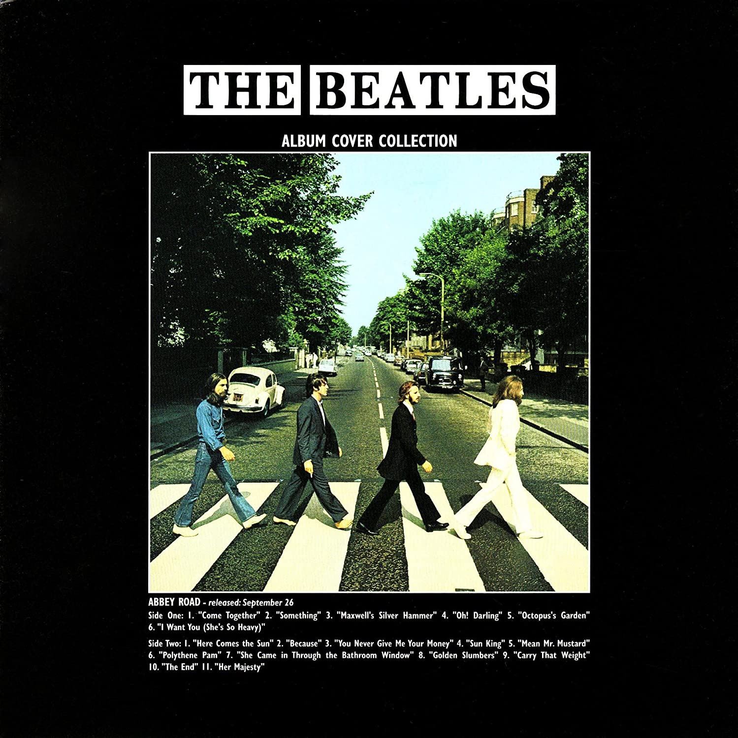 Amazon The Beatles Greeting Birthday Any Occasion Card